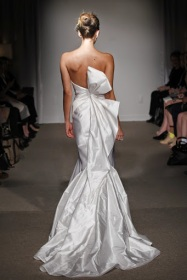 Fall 2014 & Spring 2015 Bridal Gown Trends