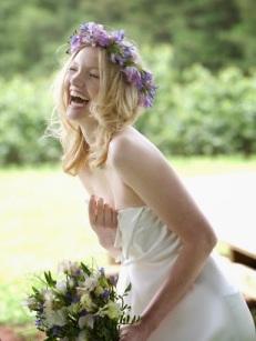 Bridal Headpiece Trends 2015